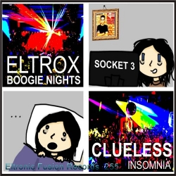 ELT 255 - Eltrox - Boogie Nights EP